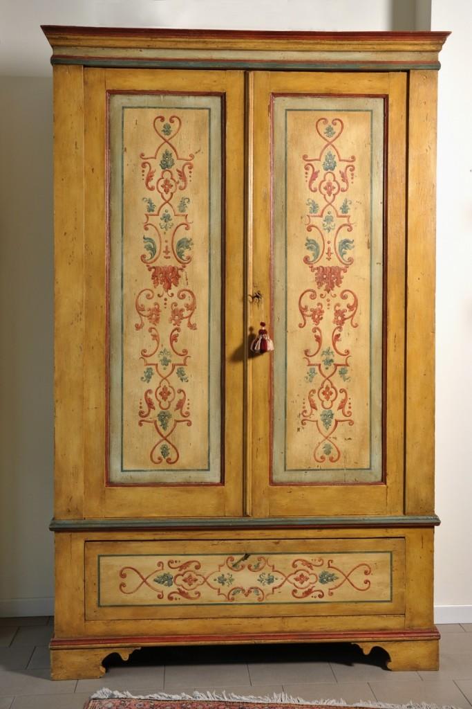 Super Armadi decorati tirolesi e veneziani Archivi | Mobili Vangelista SO31