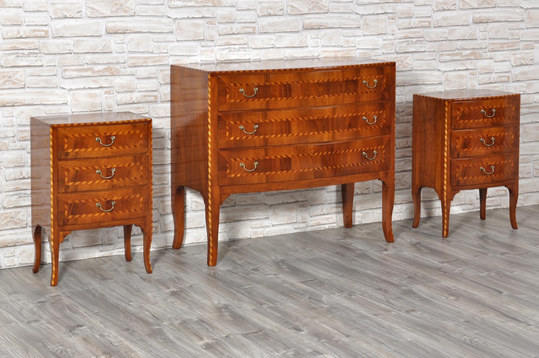 Raffinato com panciuto riprodotto in stile classico asolano veneto mobili vangelista - Fabbriche di mobili in veneto ...