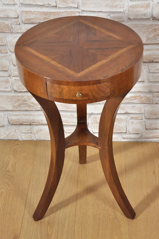 Tavolino rotondo da salotto di piccole dimensioni - Tavolino salotto rotondo ...