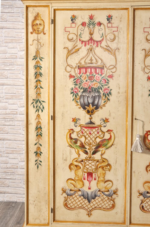 armadio importante armadio veneziano di lusso su misura