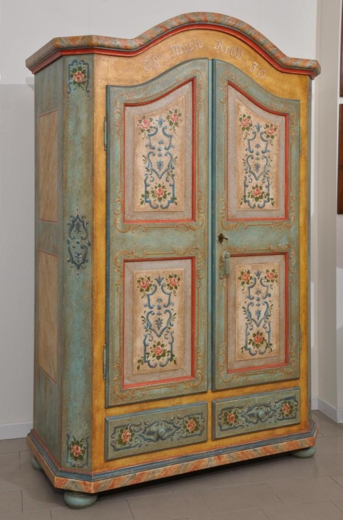 Eccezionale Armadi decorati tirolesi e veneziani Archivi | Pagina 2 di 2  KW23