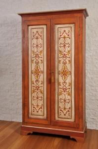 armadio per l'ingresso o il soggiorno a 2 ante di ...