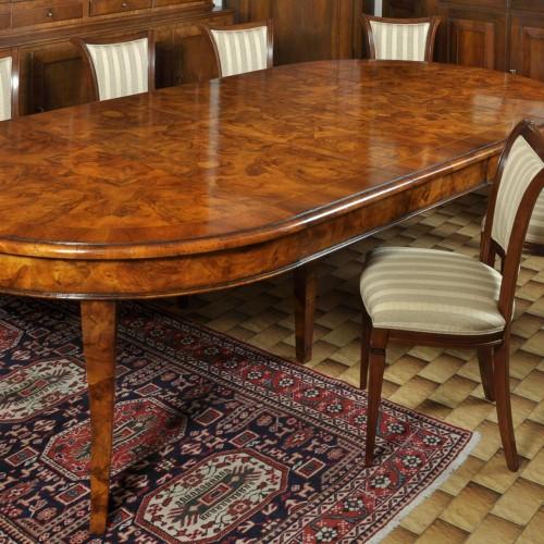 Tavoli e tavolini da salotto archivi mobili vangelista for Tavolo rotondo barocco