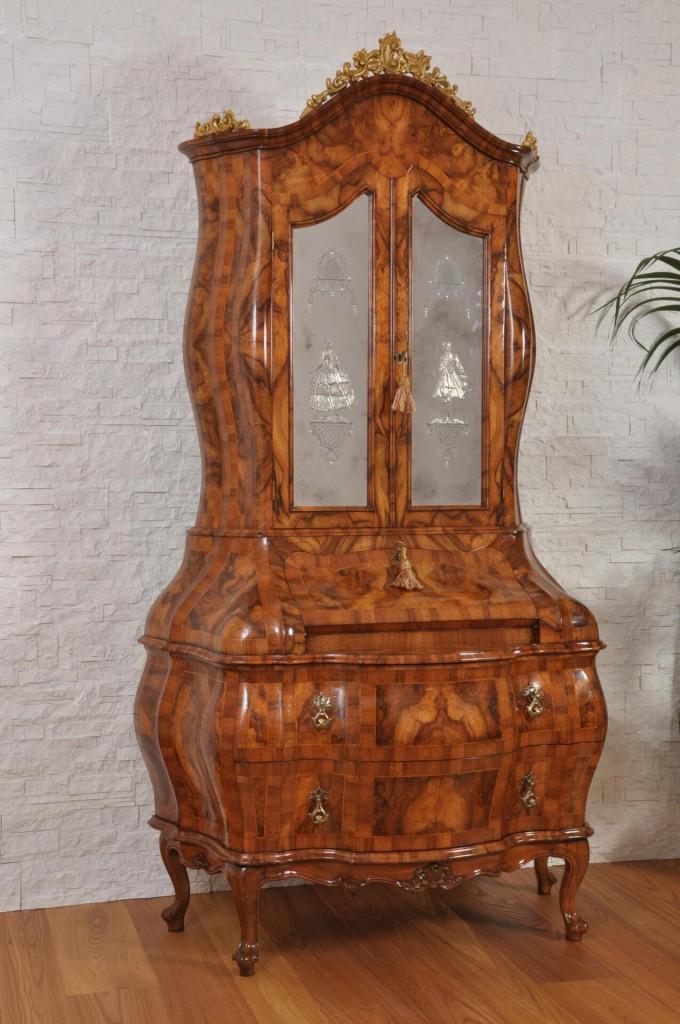 Secretaire bureau e trumeau archivi mobili vangelista - Mobili barocco veneziano ...