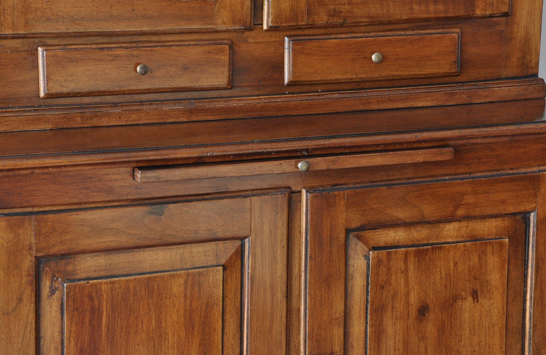 Credenza Con Cristalliera : Soggiorni con credenza e vetrina in legno n c