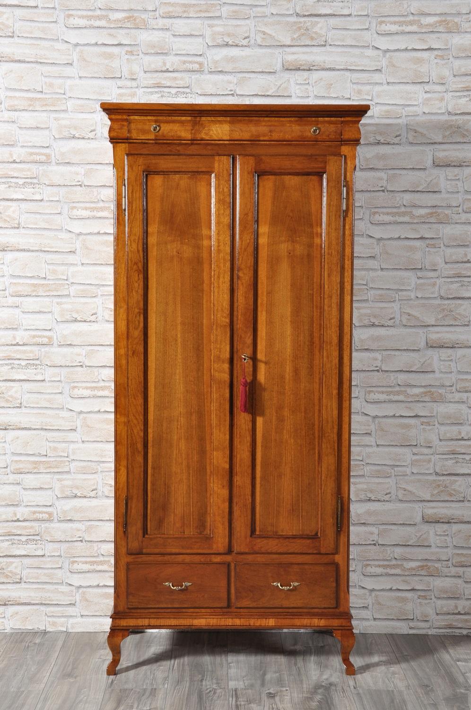 Armadio dispensa di lusso a 2 ante in legno di noce for Case senza sale da pranzo formali