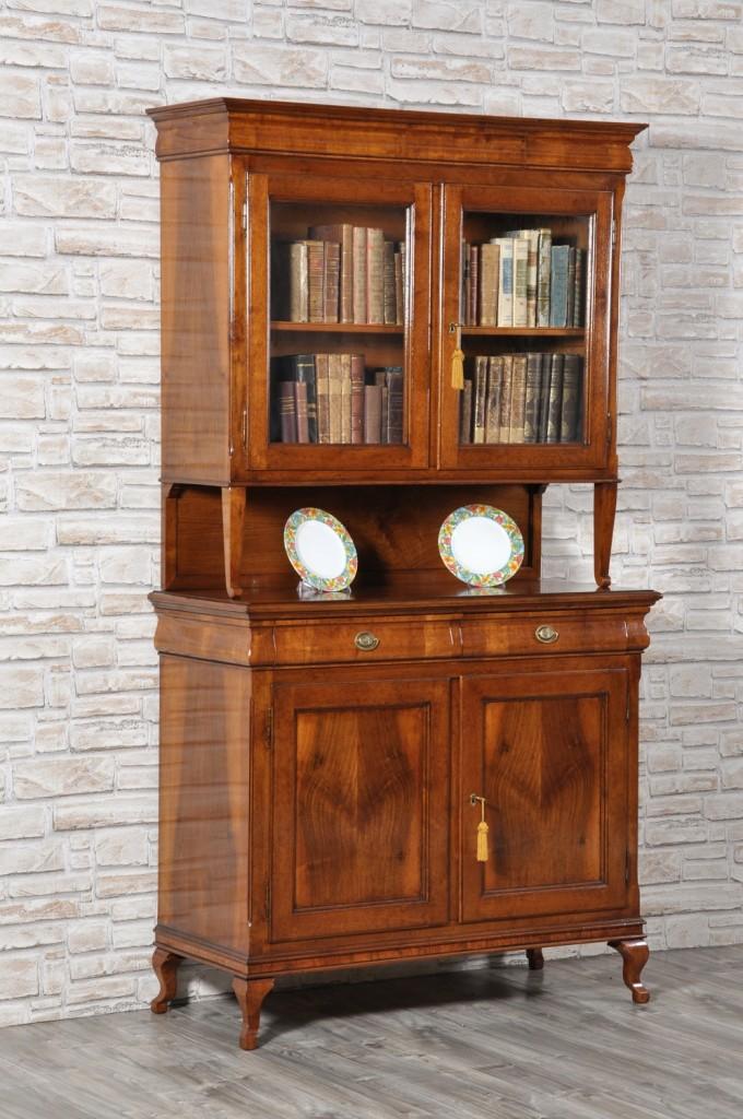 Credenze con alzata e cristalliere archivi mobili vangelista - I mobili della nonna ...