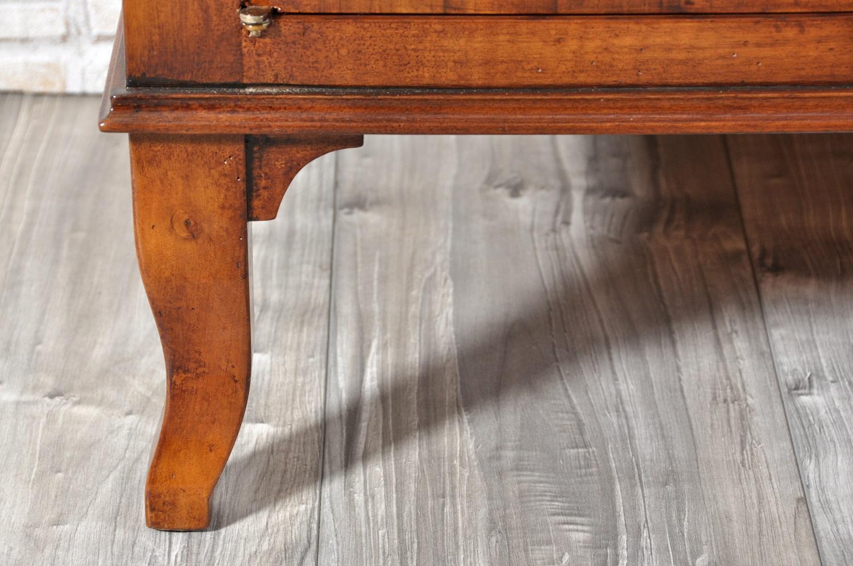 Credenza porta tv intarsiata corpo avanzo realizzata in stile ...