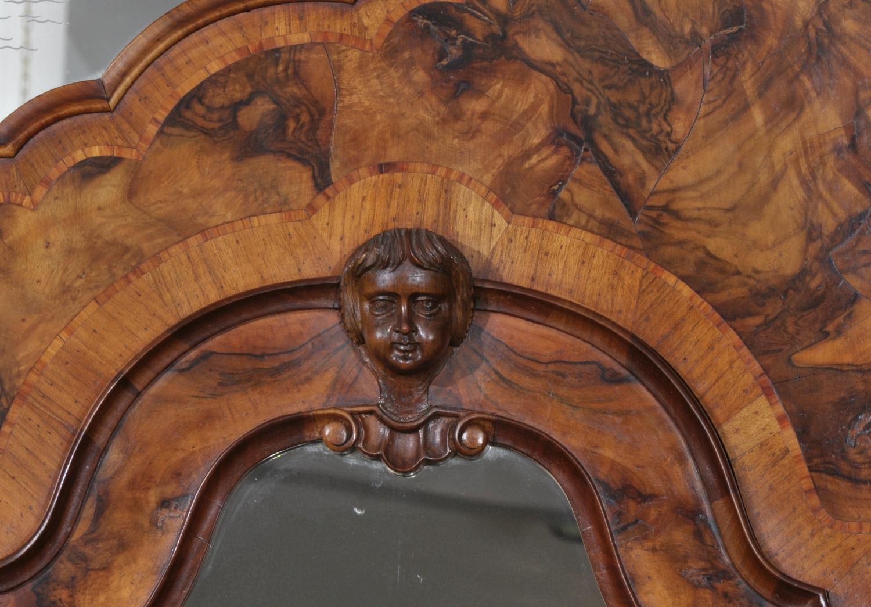 realizzazione trumeau veneziano del 1700 riprodotto su misura manufatto di lusso made in italy