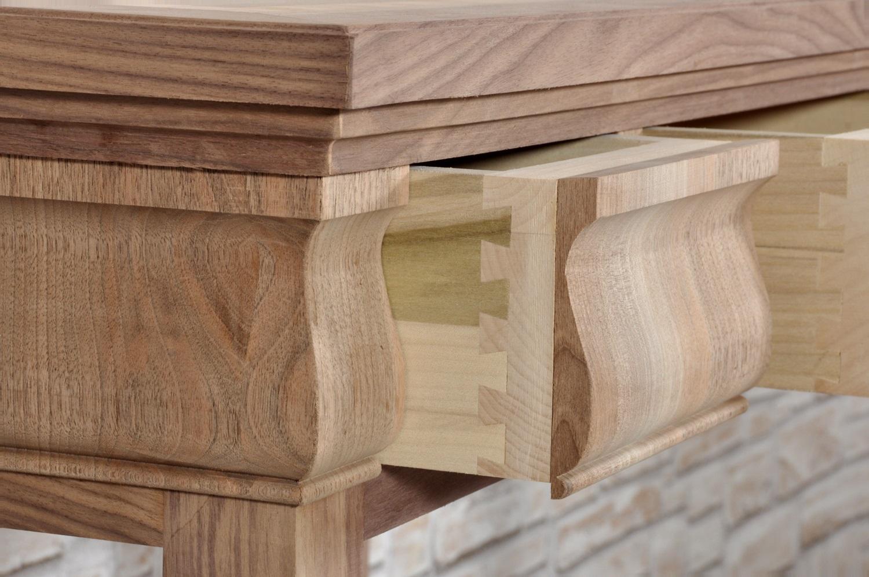 Scrivanie archivi mobili vangelista for Piccole librerie in legno