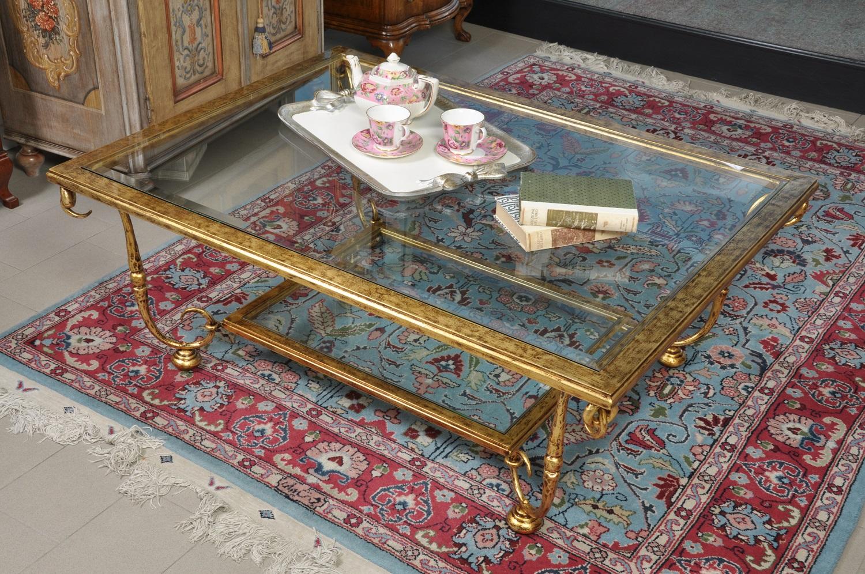 Pregiato tavolo da salotto in stile luigi xiv costruito in - Tavolo da salotto ...