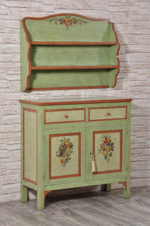 Credenze archivi mobili vangelista - Mobili per case di montagna ...